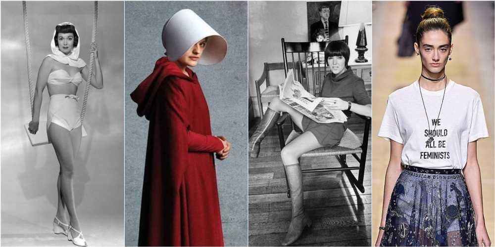 Todas las veces en que la moda cambió la historia del feminismo – Cuando la moda se convirtió en arma feminista