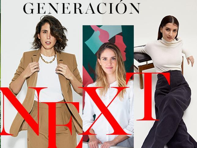 Las protagonistas de 'Generación Next', en directo el miércoles 17 de marzo en Mujerhoy.com