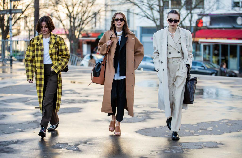 Los 'outfits' preferidos del street-style francés