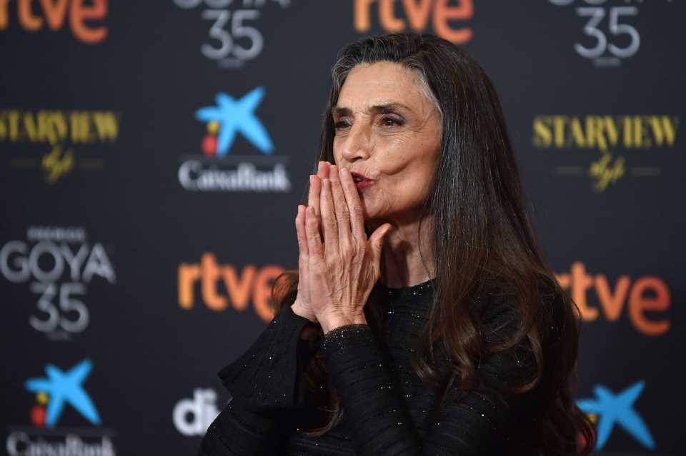 Goya 2021: el año en que la espontaneidad se coló en la gala