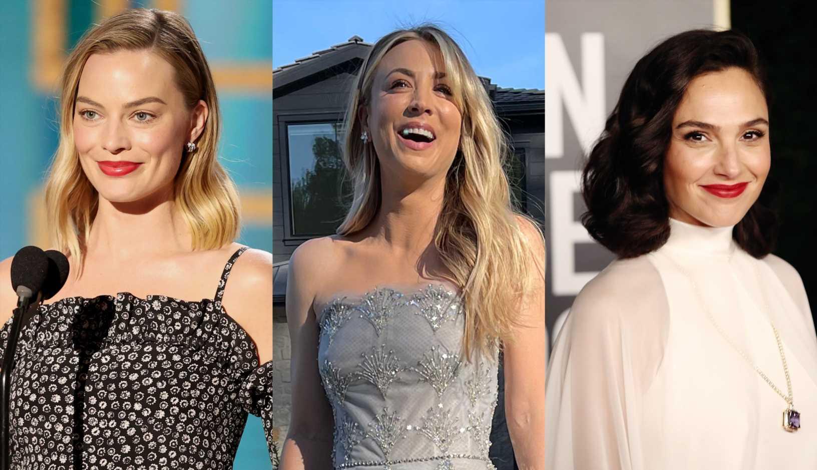 Globos de Oro: los maquillajes de tendencia fáciles de recrear