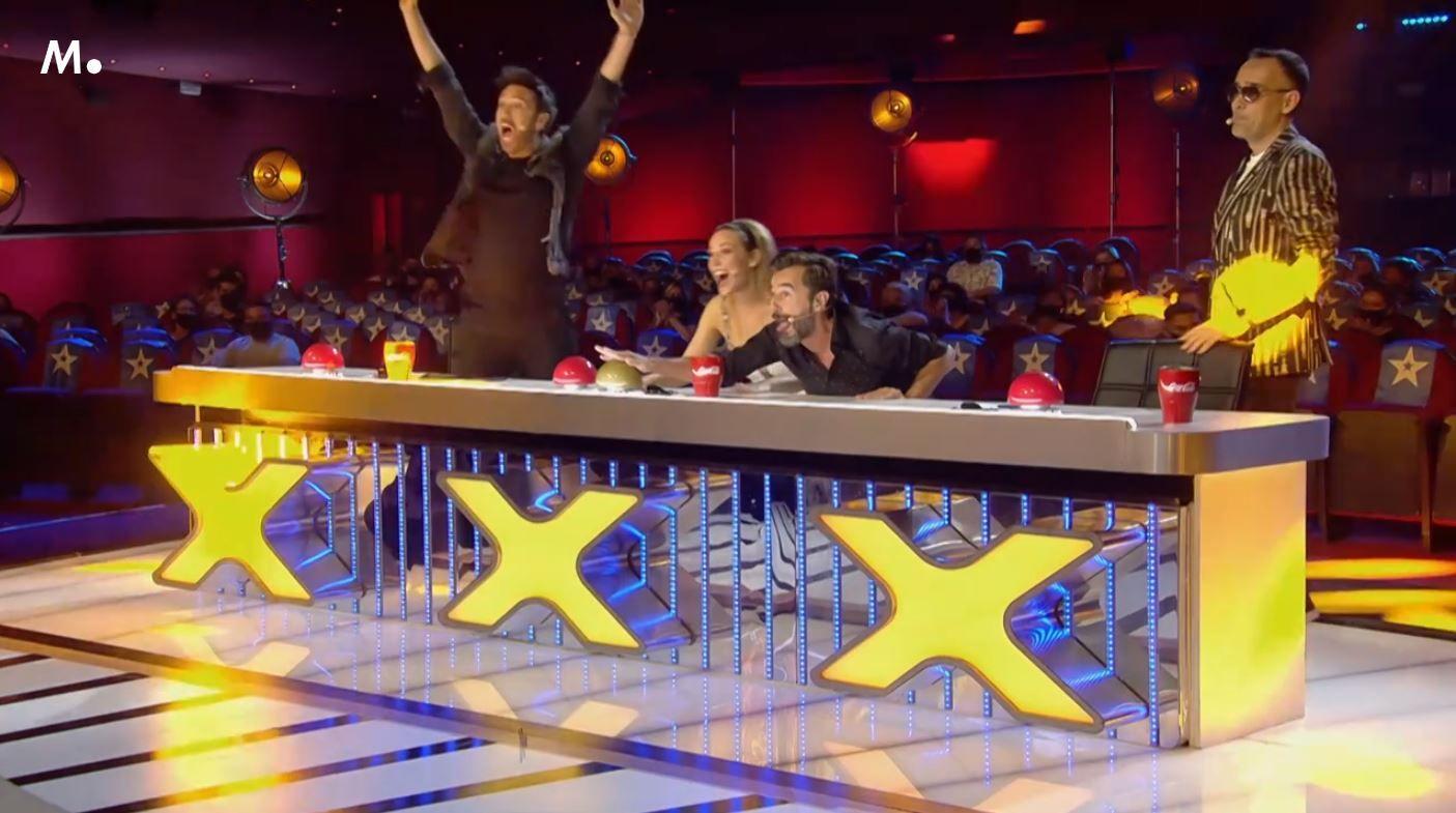 Último 'Pase de Oro' en juego para cerrar las 'Audiciones' de 'Got Talent España'