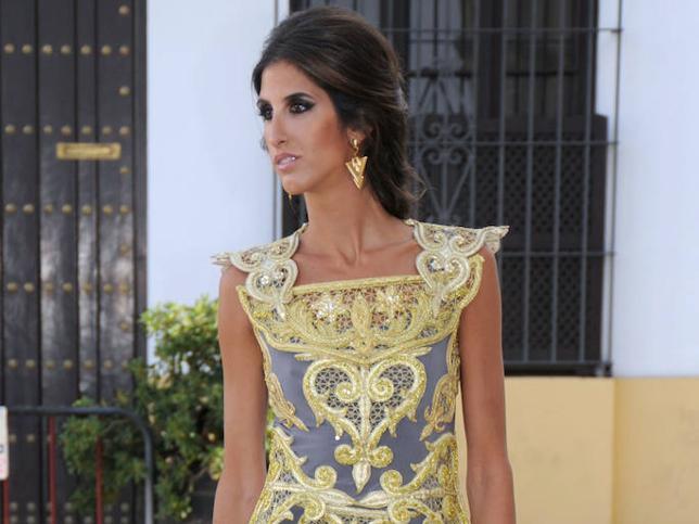 Las nuevas nobles españolas. Inés Domecq, Marquesa de Almenara.