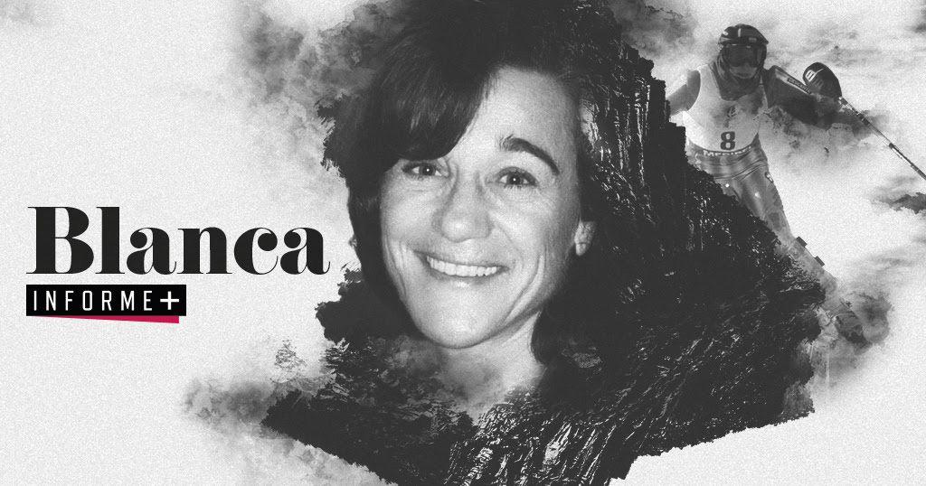 'Informe +' homenajea a Blanca Fernández Ochoa casi dos años después de su muerte