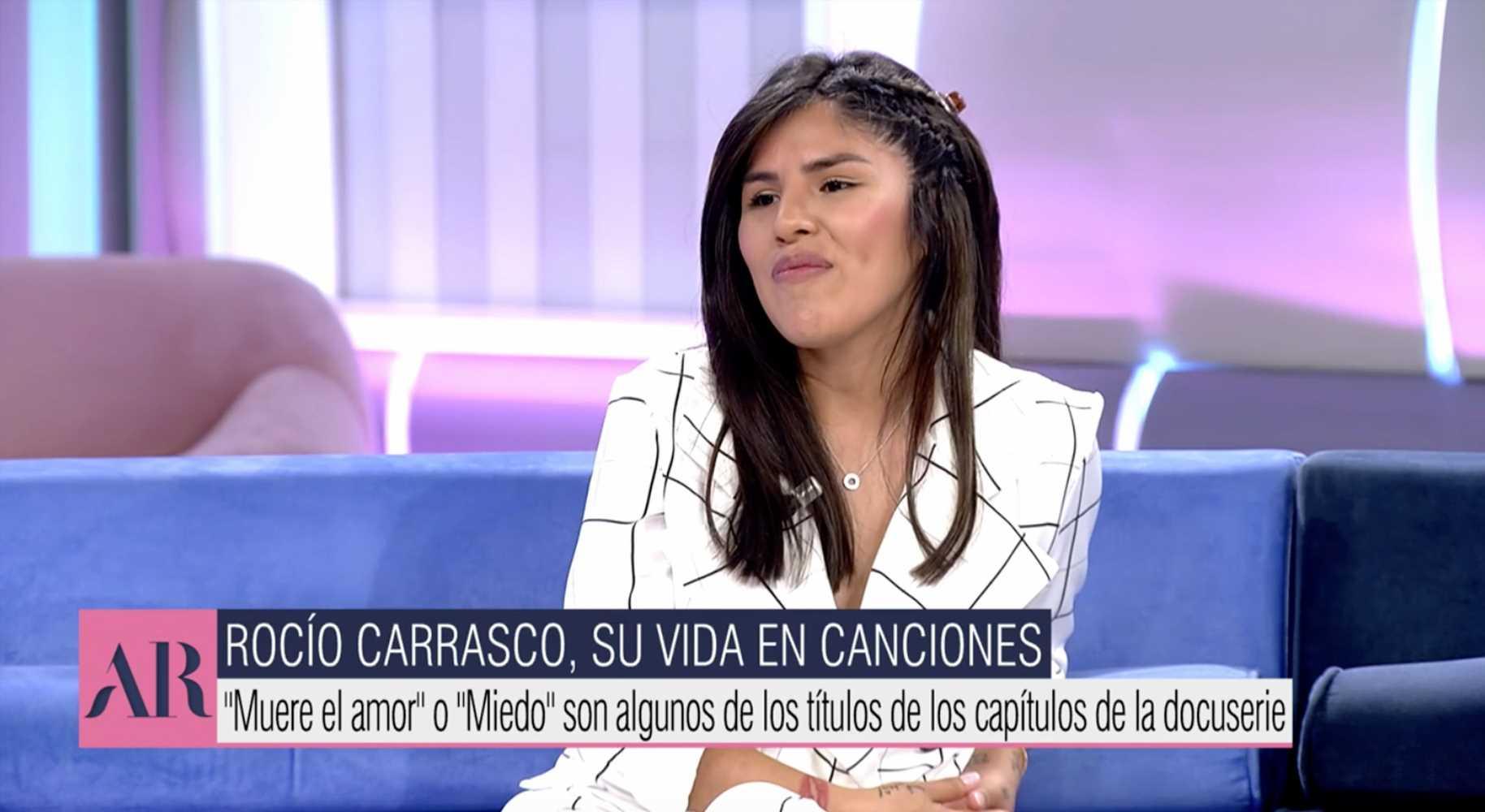 Isa Pantoja anima a su madre a contar su verdad y la compara con Rocío Carrasco