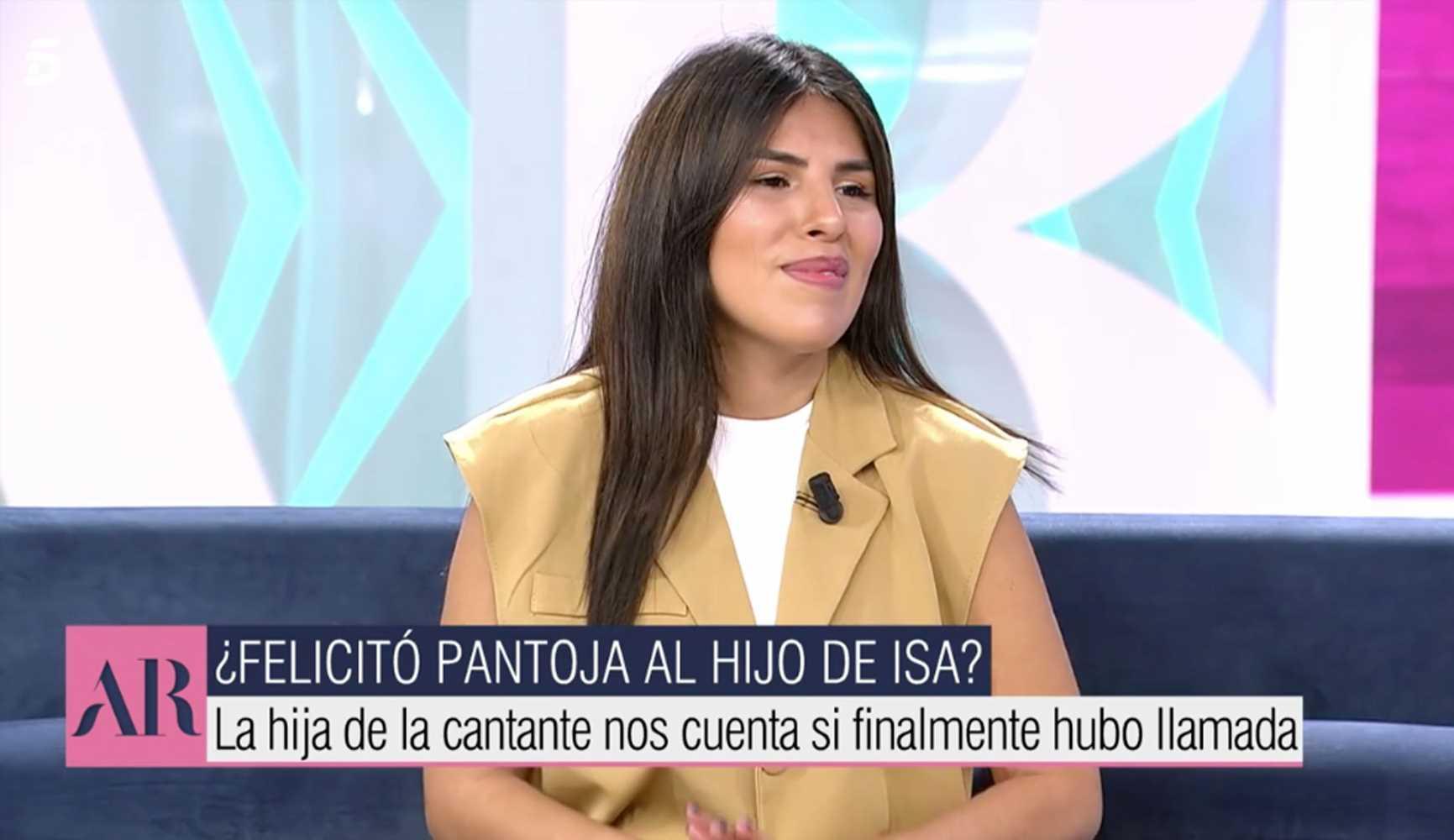 Isa Pantoja cuenta cómo fue la llamada de Isabel Pantoja a su hijo Albertito