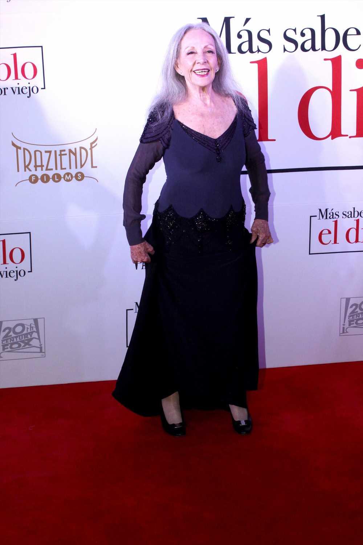 Fallece Isela Vega, reconocida actriz de 'La casa de las flores'