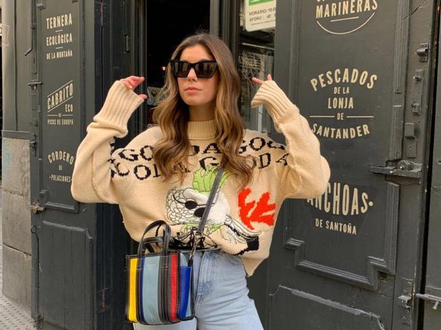 El original jersey de H&M que está triunfando entre las influencers de todas las edades y subirá el nivel de tus looks