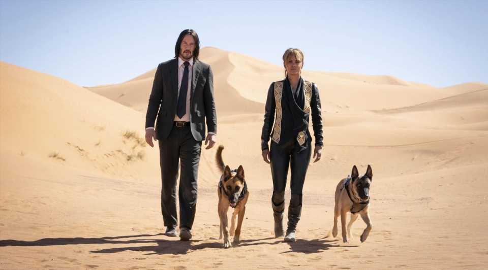Keanu Reeves completa la trilogía con 'John Wick: Capítulo 3 – Parabellum'