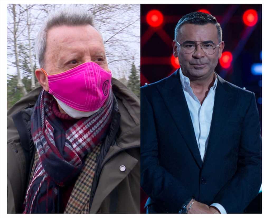 ¿Qué ha pasado entre Ortega Cano y Jorge Javier Vázquez?