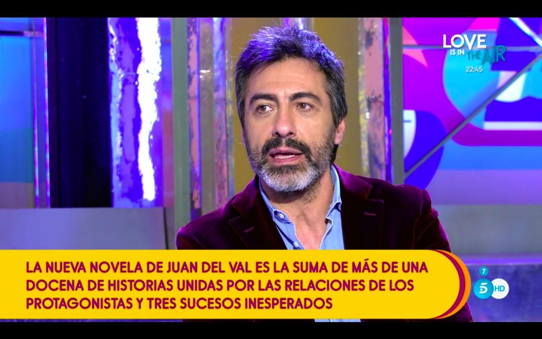 Sálvame: Juan del Val confiesa una mala anécdota con María Teresa Campos