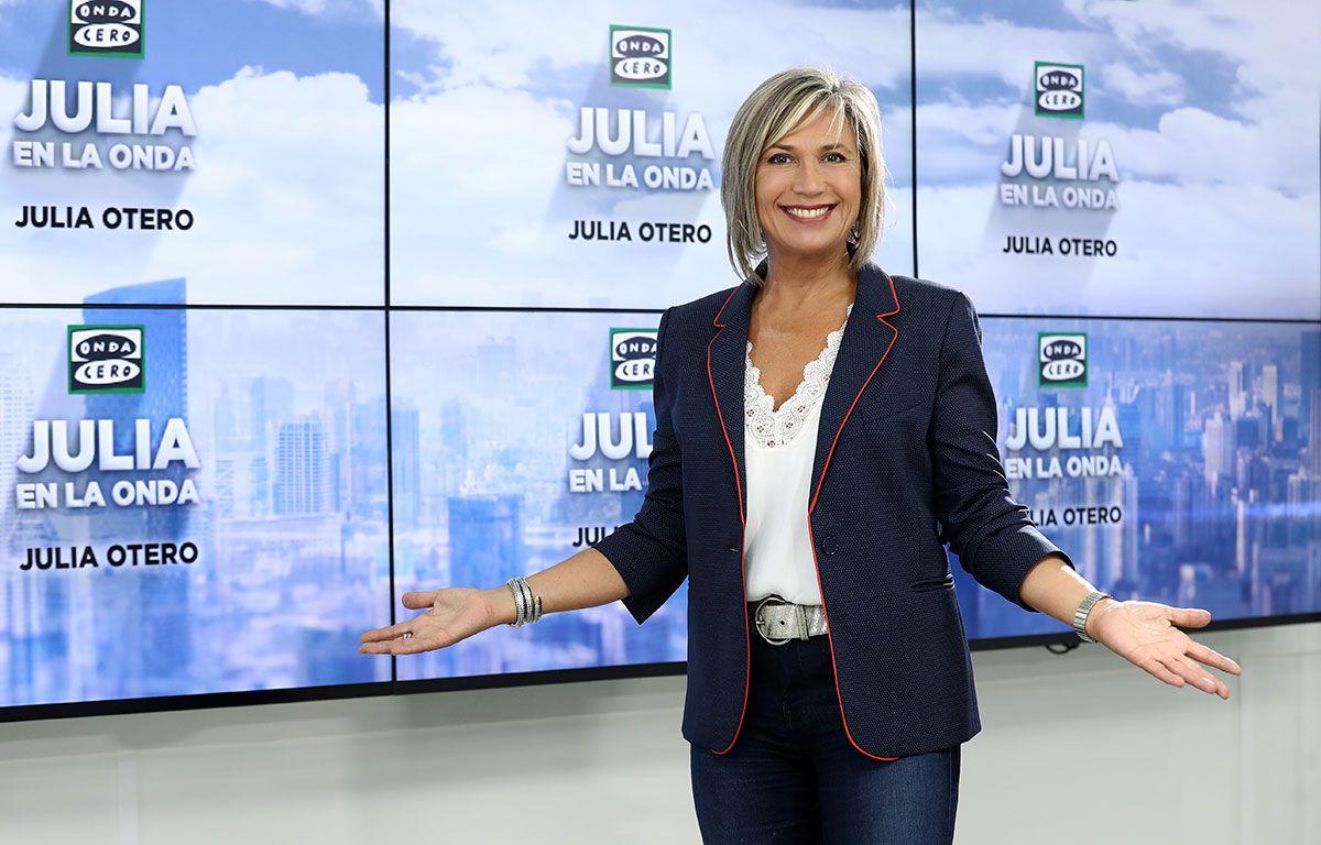 """Julia Otero reaparece con un mensaje tranquilizador: """"Todo va bien"""""""