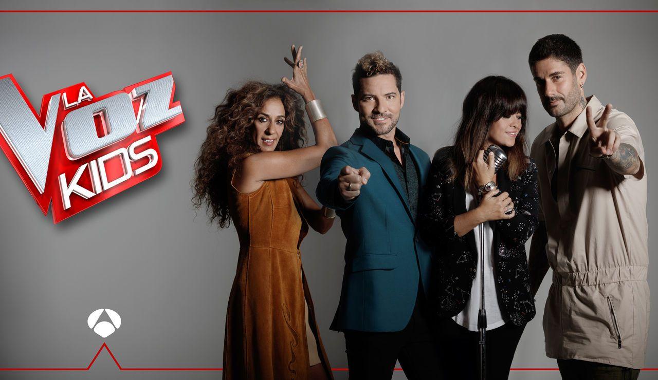 'La Voz Kids 2021': fecha de estreno, coaches y asesores de la nueva edición en España