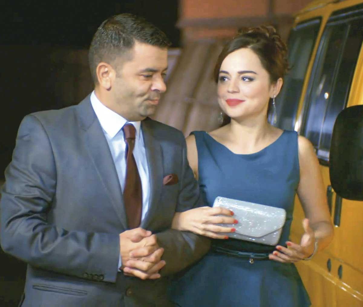 Una velada muy especial; 'Matrimonio por sorpresa'