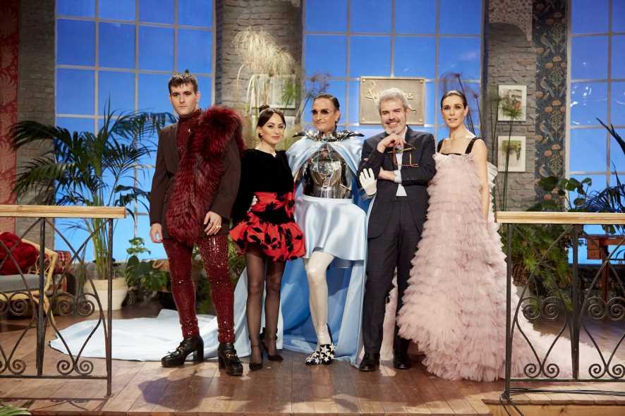 'Maestros de la costura' invita a Josie y Loles León el día de la semifinal