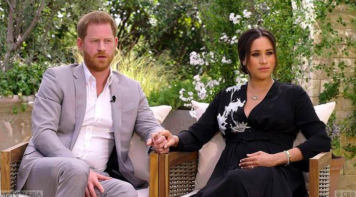 Se emite un adelanto de la entrevista del príncipe Harry y Meghan Markle con Oprah Winfrey