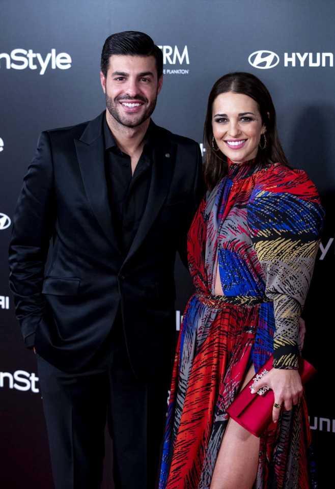 Paula Echevarría se emociona con el gesto de sus amigas: una gran 'baby shower' para Miguel Jr