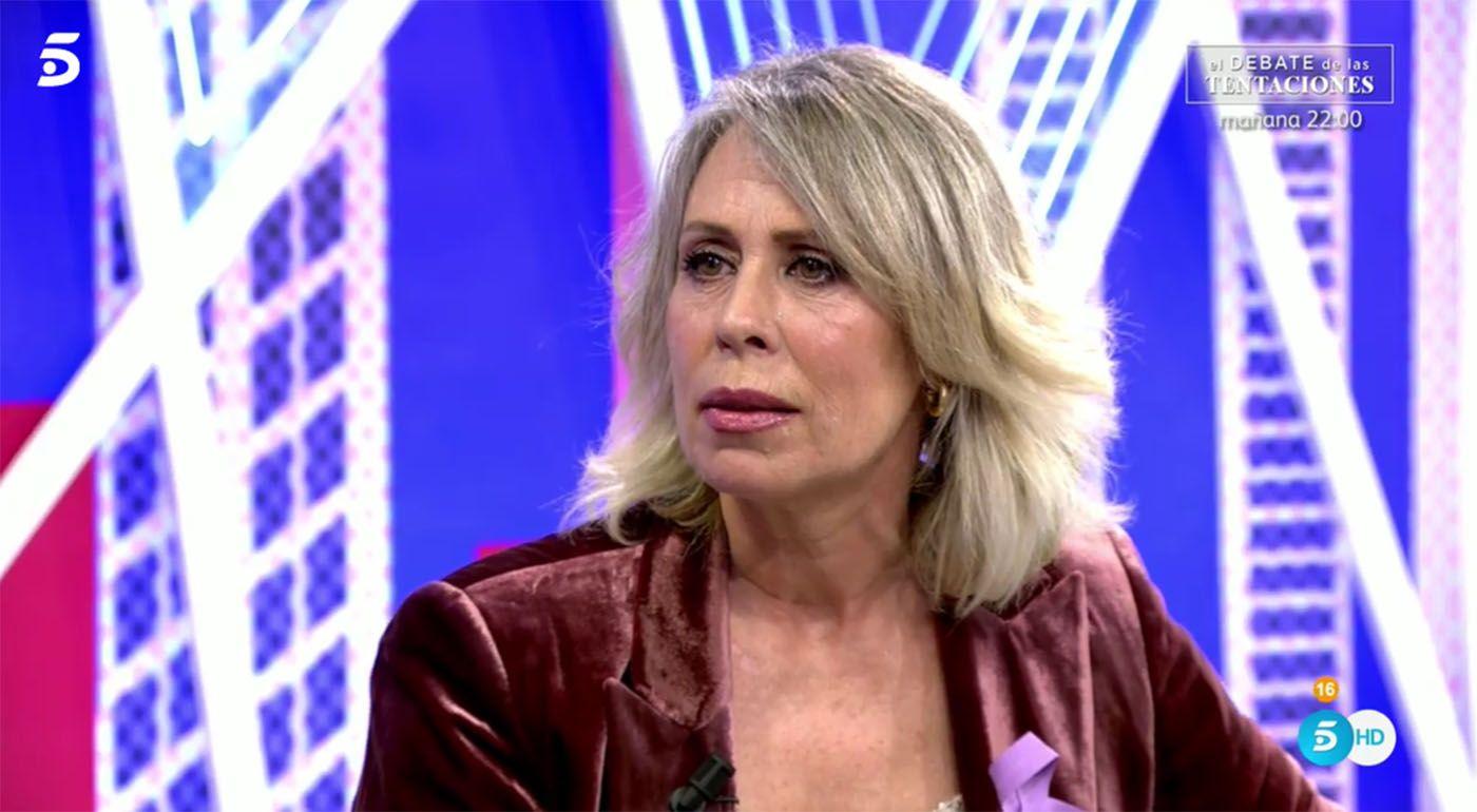 """Miriam Díaz-Aroca: """"Me ofrecieron ir a Supervivientes, pero no me gusta"""""""