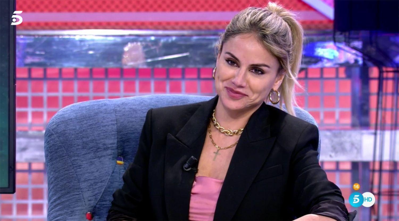 Mónica Hoyos se pronuncia sobre el supuesto turbio pasado de su novio