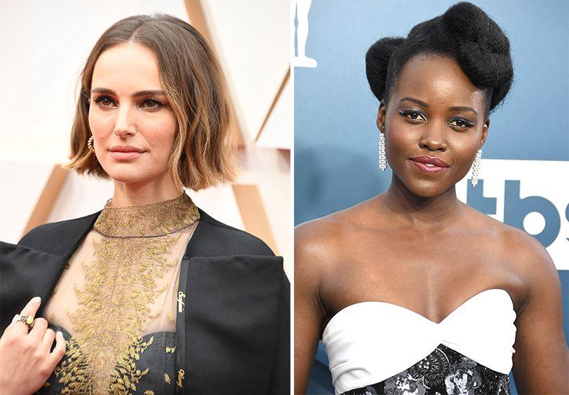 Natalie Portman y Lupita Nyong'o fichan por 'Lady in the Lake', la nueva serie de Apple TV+