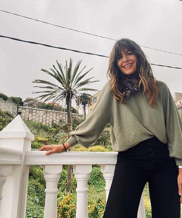 El gran problema de Nuria Roca con su flequillo