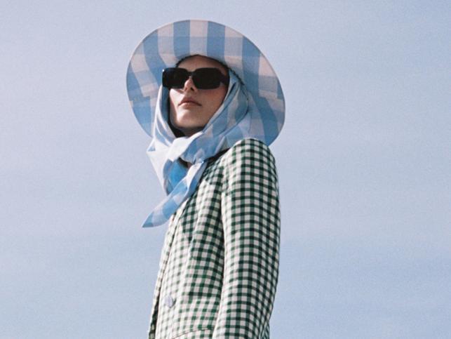 Los pantalones de cuadros de la nueva colección de Uterqüe lo tienen todo: estilizan, son tendencia y muy estilosos