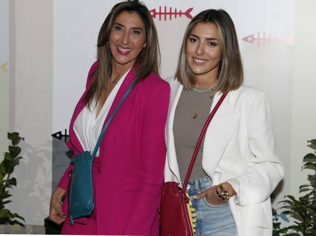 az Padilla y su hija, Ana Ferrer, ya tiene su propia colección de bolsos made in Spain: se llaman No Ni Na y están hechos a mano en Ubrique