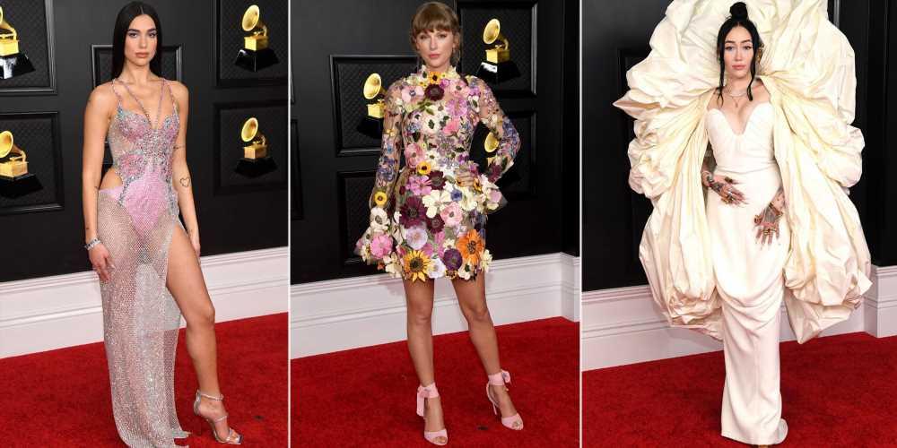 Premios Grammy 2021: los mejores looks y vestidos de la alfombra roja