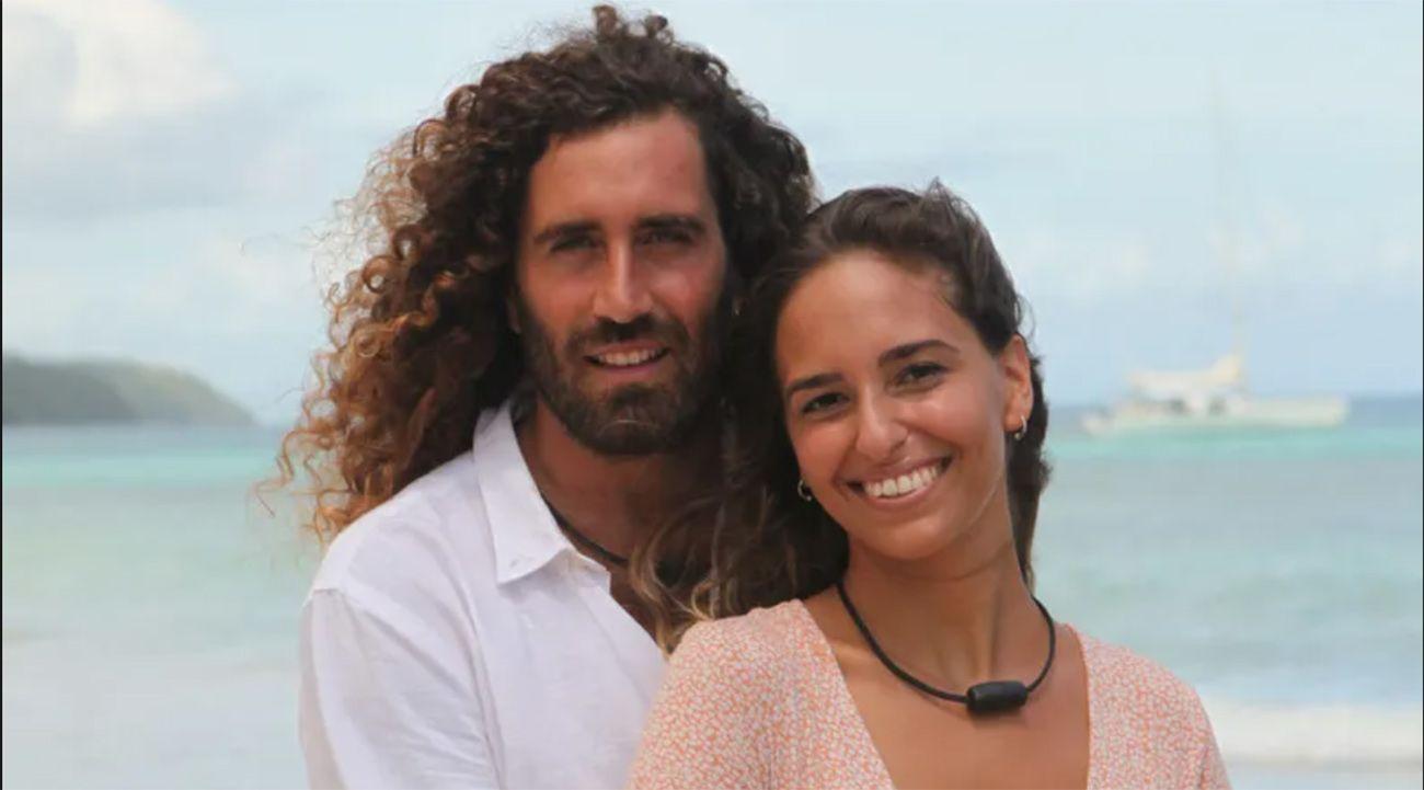 Claudia y Raúl, así es realmente su relación