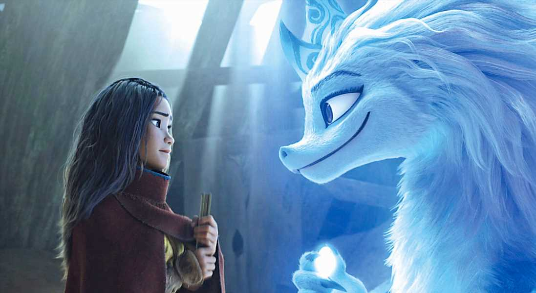 'Raya y el último dragón': Disney+ apuesta por las heroínas en su último estreno
