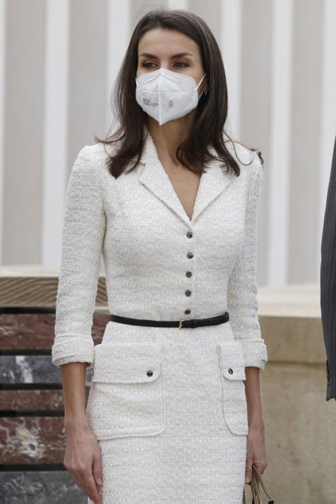 Ya no es la coleta: este es el nuevo peinado royal favorito de la Reina Letizia porque es súper elegante y fácil de hacer