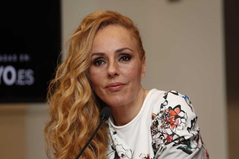 Rocío Carrasco cuenta el motivo de hacer la serie: intentó acabar con su vida