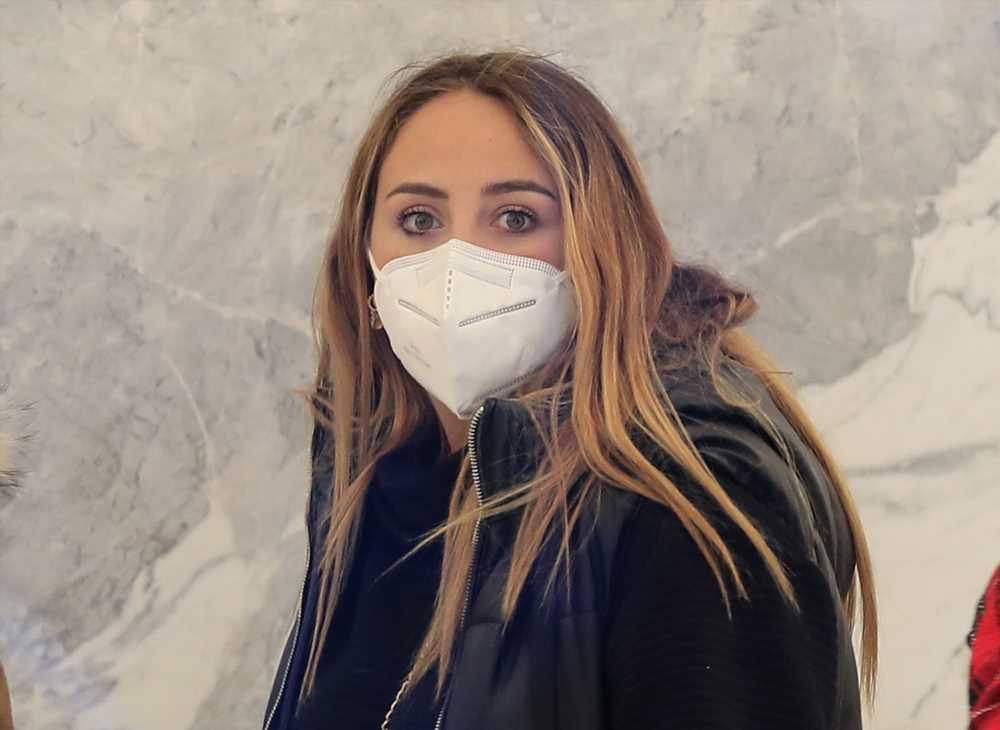 Primeras palabras de Rocío Flores tras ver el documental de Rocío Carrasco