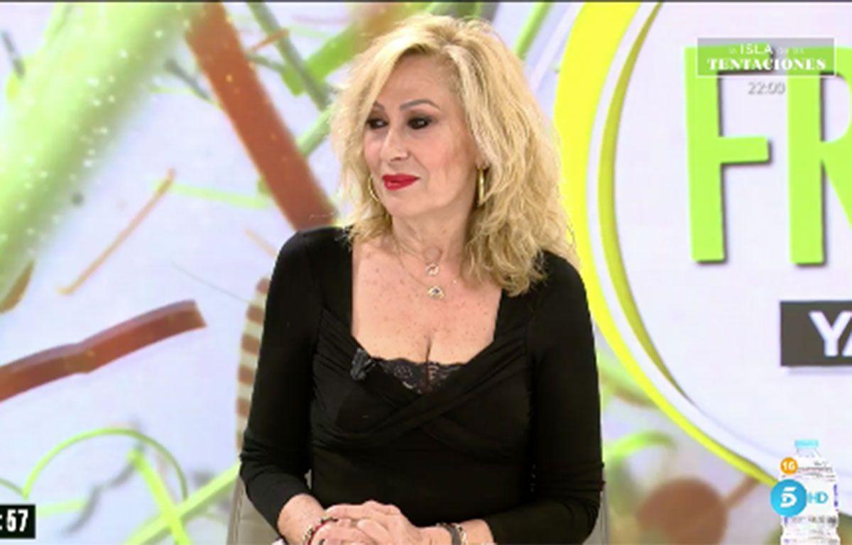 """Rosa Benito, """"muy tranquila"""" ante la emisión de 'Rocío, contar la verdad para seguir viva'"""