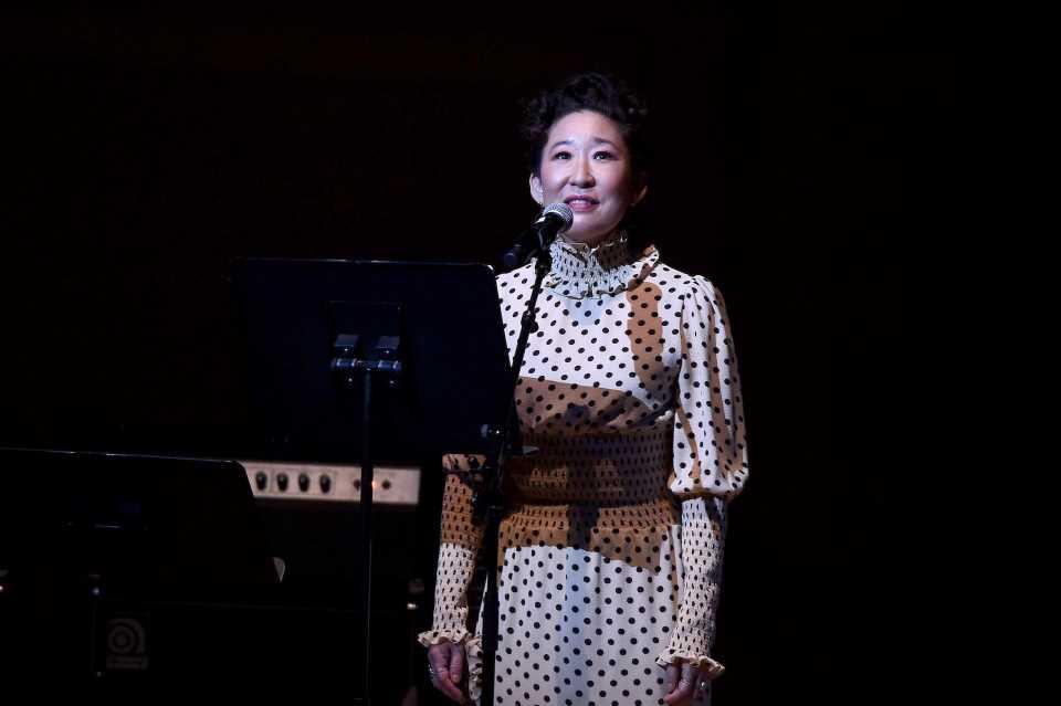 El discurso viral de Sandra Oh a favor de 'Stop Asian hate'