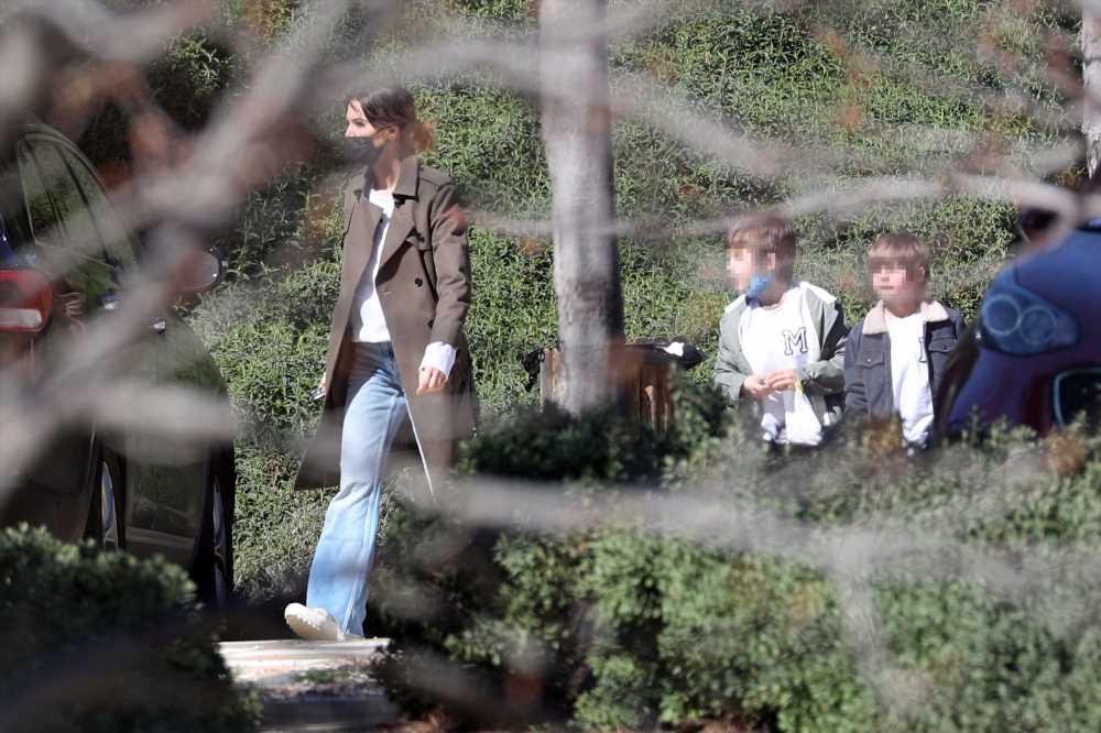 Primeras imágenes de Sara Carbonero tras anunciar su separación de Iker Casillas
