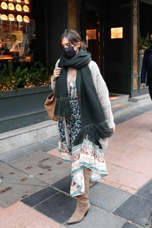 Sara Carbonero se refugia en la música tras su separación de Iker Casillas