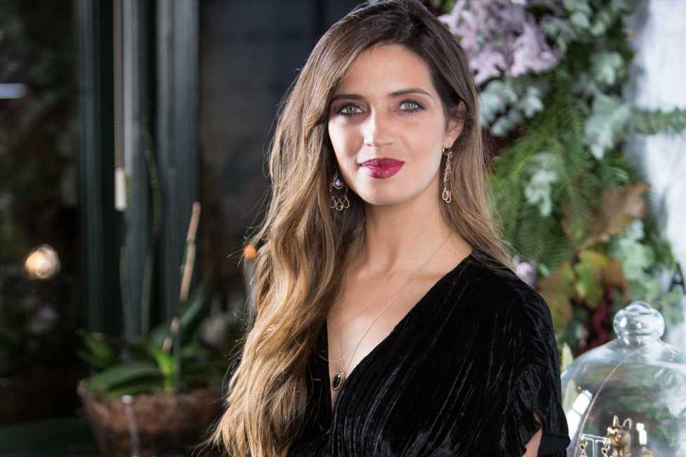 Sara Carbonero y el recogido de trenzas más romántico y tendencia