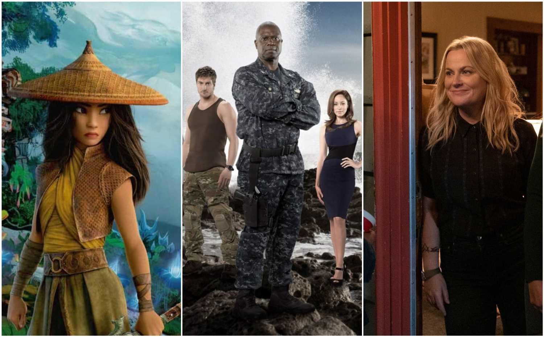 Las series y películas más recomendadas en Netflix, Amazon y Disney Plus para comenzar marzo 2021