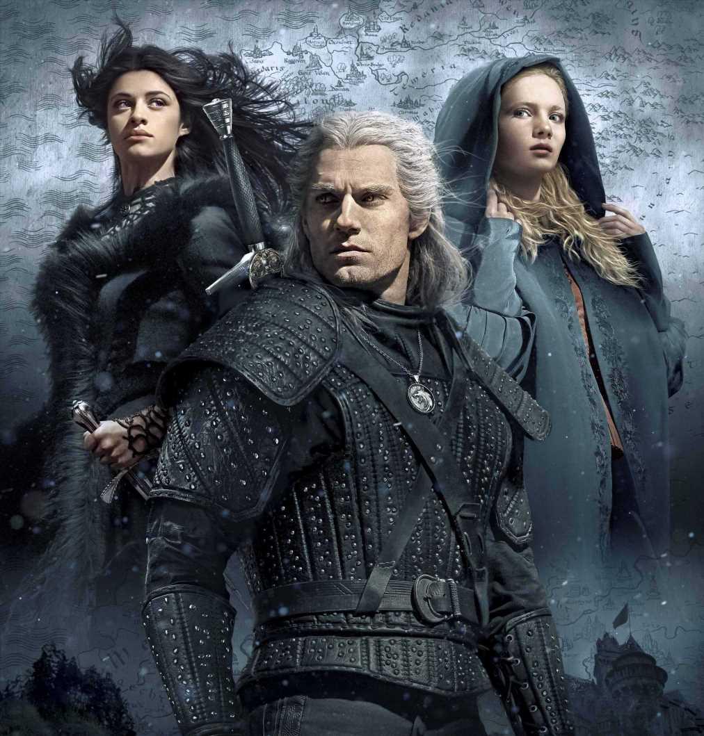 'The Witcher': confirmado el reparto de la temporada 2 de la serie de Netflix