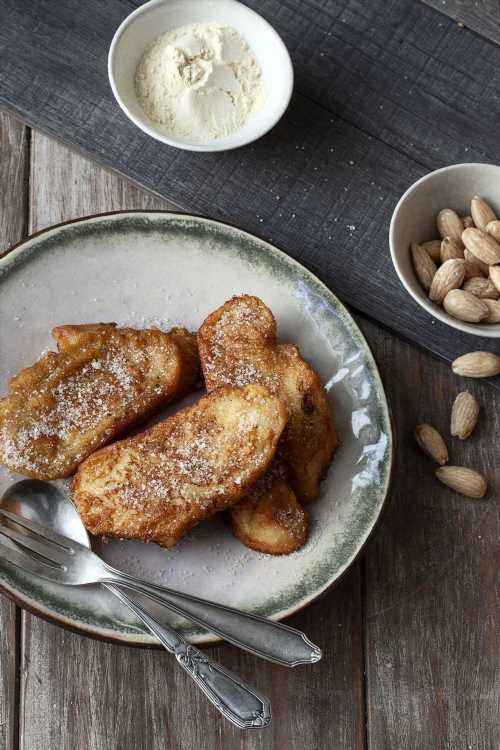 Torrijas veganas, una receta original y deliciosa