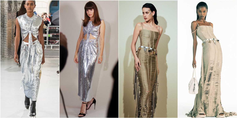 Vestidos 'cut out', la tendencia de primavera 2021 y de los Goya