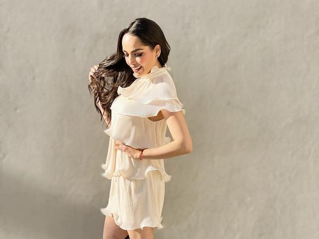 Este vestido de Sfera tan bonito para la primavera, triunfa en Instagram y ya se está agotando