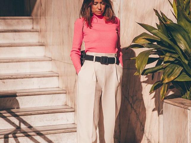 Este es el look perfecto para los días de entretiempo (y lo puedes conseguir en Zara)