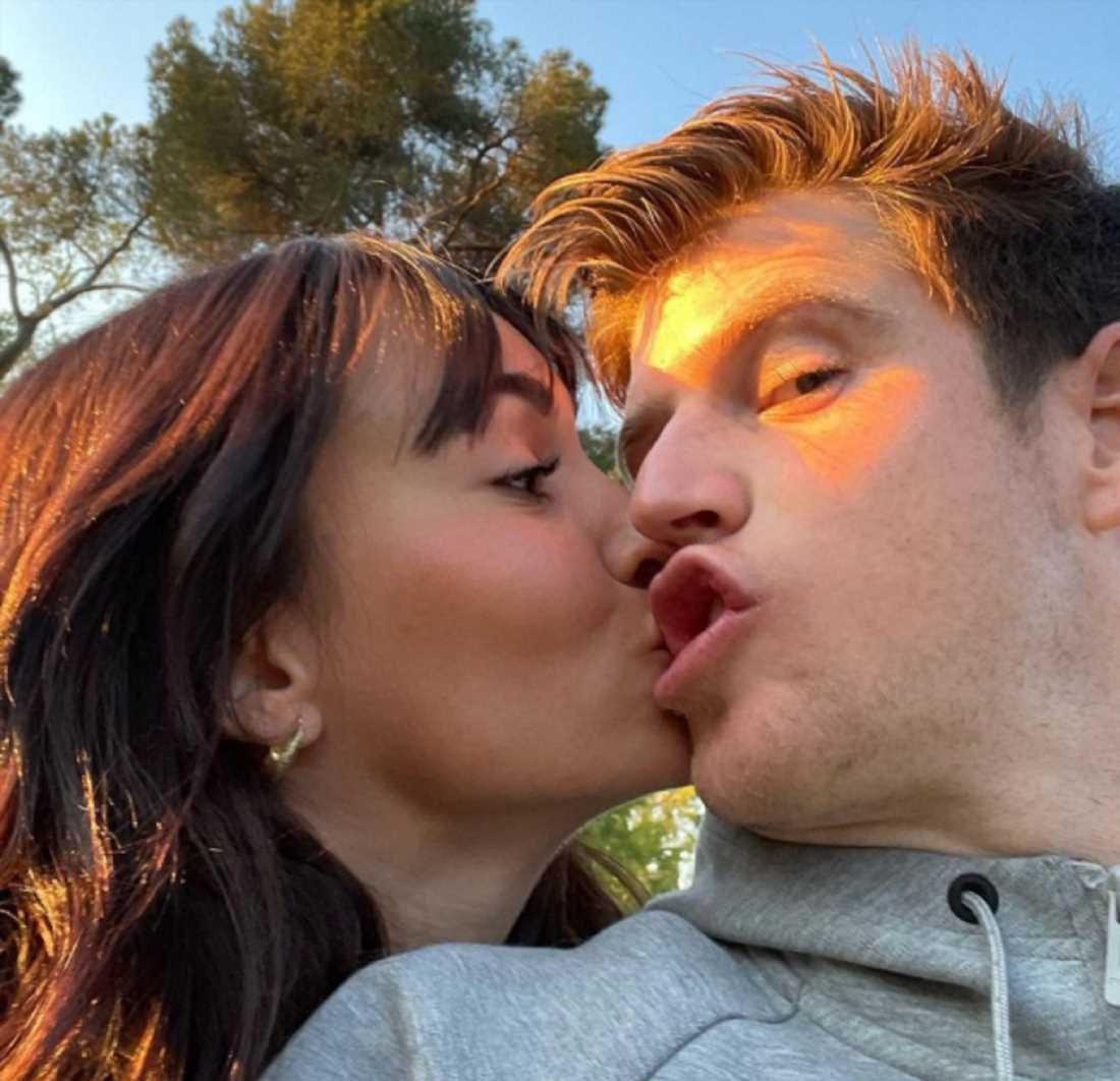 Aitana declara su amor a Miguel Bernardeau