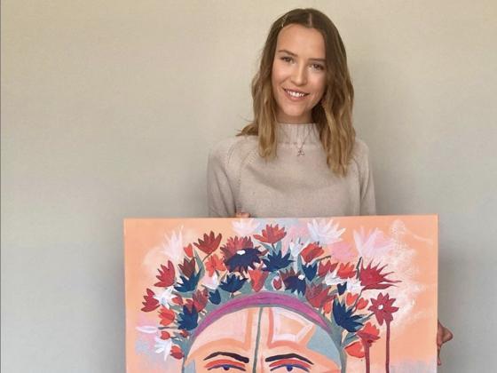 Anna Barrachina, la hija secreta de Álvaro Muñoz Escassi que llegó desde Alemania para vender arte en nuestro país