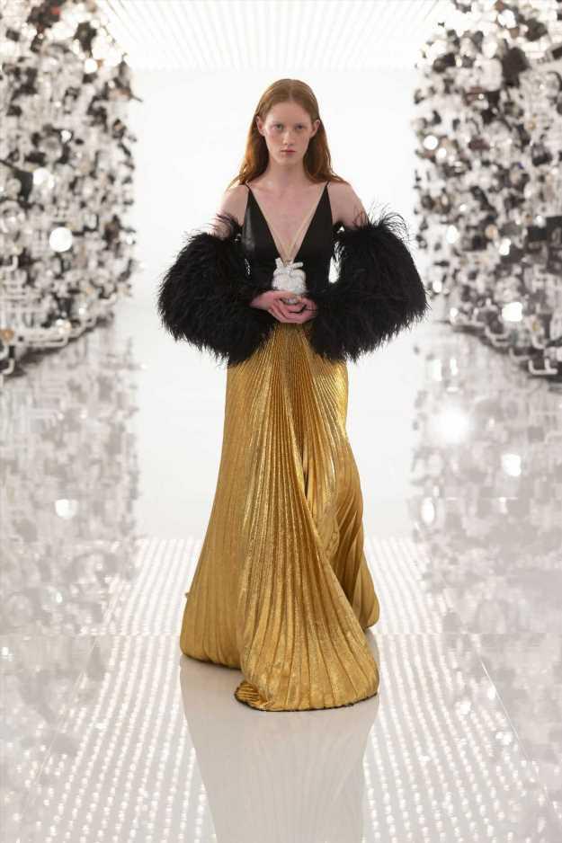 Aria: lo nuevo de Gucci con guiño a Balenciaga