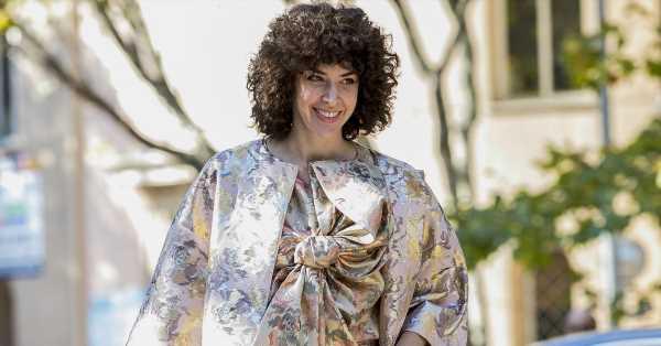 Brianda Fitz-James Stuart: De pequeña iba al armario de mi madre, cogía la tijera… Y raca-raca. También me he llevado toda su ropa de Loewe, me la pongo un montón