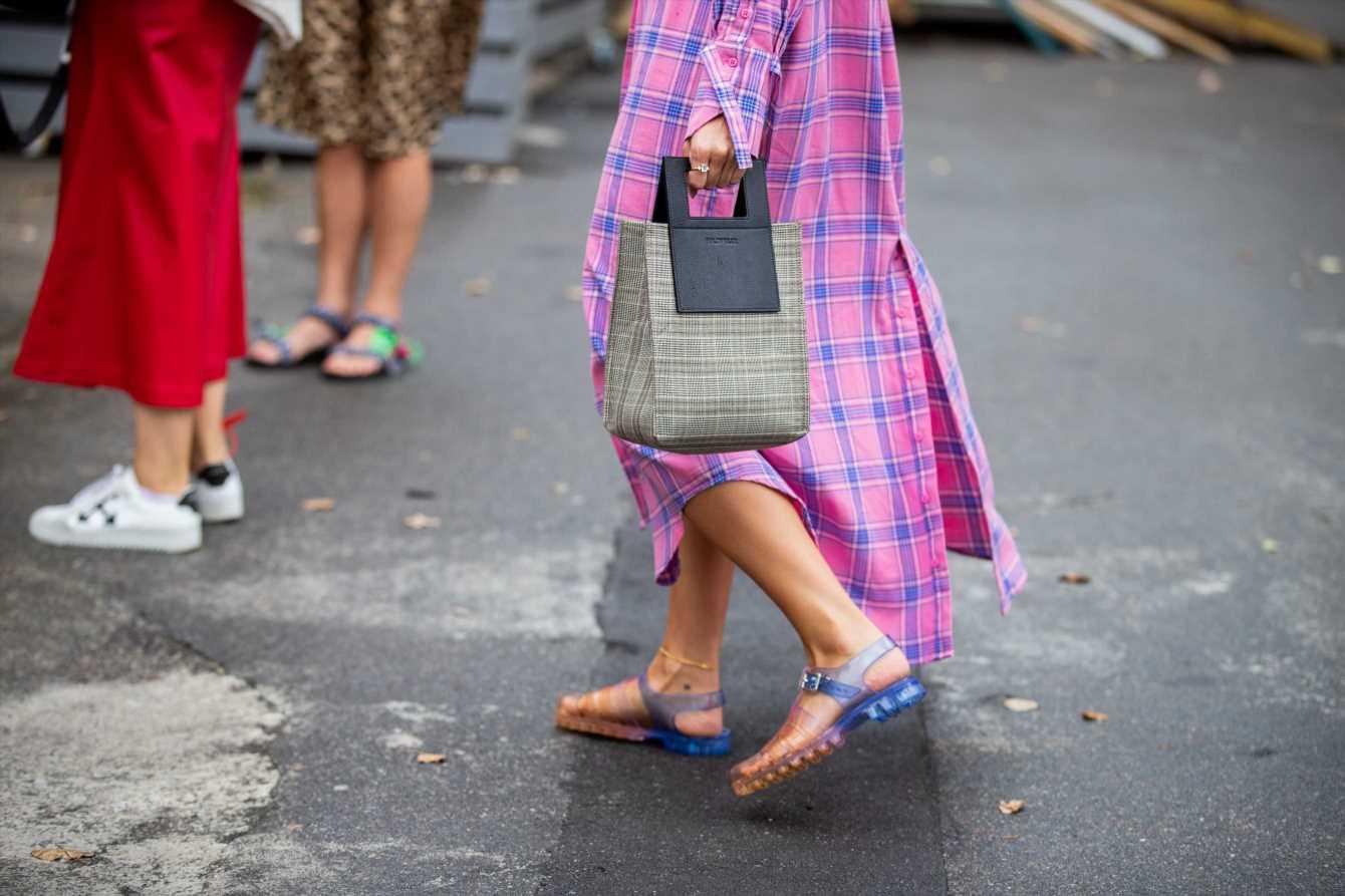 Cangrejeras, la tendencia en sandalias cómodas de 2021