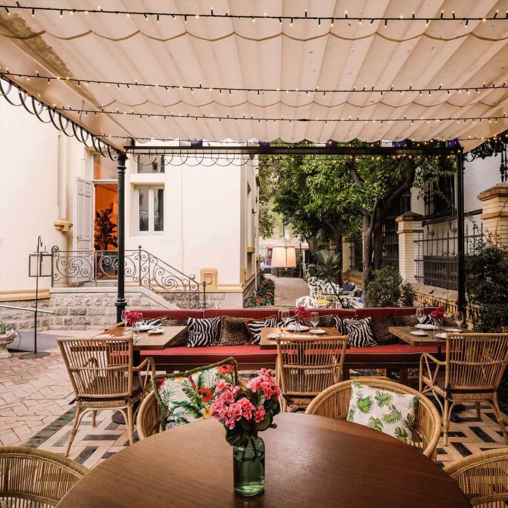 Casa Ozama, el 'place to be' del que todo habla en Sevilla